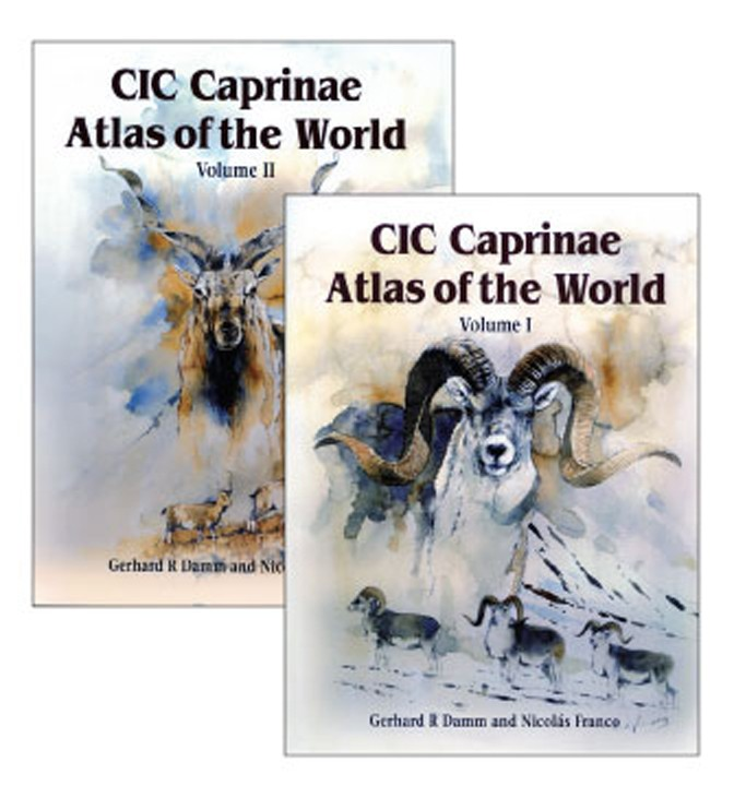 CIC Caprinae  Atlas of the World