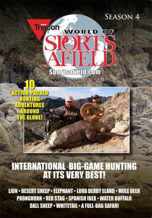 World of Sports Afield TV, Season 4