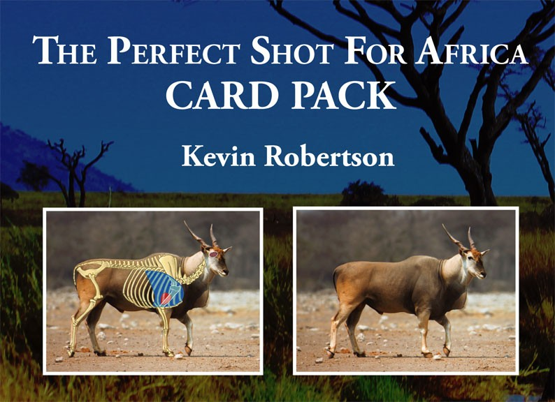 The Perfect Shot for Africa Card Pack