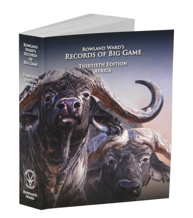 Rowland Ward's Records of Big Game 30th Edn. Africa (Softcover, Measurer's Edn.)